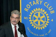 'On the threshold of extraordinary advances'. In speech to Rotary Club of Seattle, Fred Hutch President and Director Dr. D. Gary Gilliland looks toward the future. #fredhutch #fredhutchinson #cancer #cancerresearch