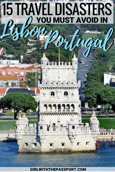 When planning Lisbon Portugal travel, you may be looking at Lisbon Portugal things to do and Lisbon Portugal food to eat. But, sometimes it's just as important to know what not to do as well as what to do when traveling to Lisbon, Portugal. So check out my travel hacks and travel tips for what NOT to do in Lisbon. #Portugal #Lisbon #Europe #travel #wanderlust