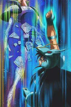Shiryu Defeats Perseus Argol! by Toei Animation (2012)