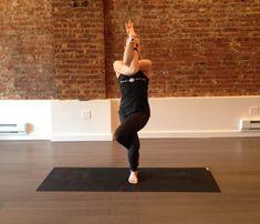 Super strengthening yoga poses #SELFmagazine