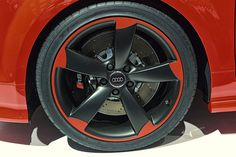 Audi A5 Wheel by AntonStetner, via Flickr  #detroitautoshow #naias