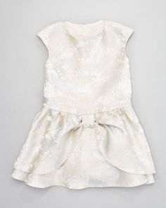 Halabaloo // Sparkle Jacquard Dress - Neiman Marcus
