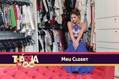 Thássia Te Leva: Tour pelo meu Closet
