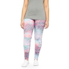 2698d28d7f2 Plus Size Urban Legging Pants-Mossimo Supply Co. - Pink
