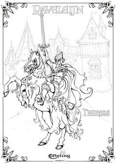 Kleurplaten Efteling Elfjes.40 Beste Afbeeldingen Van Kleurplaten Efteling Disney Cartoon