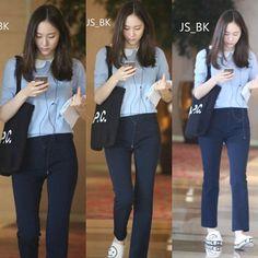 [ 160514 ] Krystal - 'Graduation Season' Filming in Wenzhou Cr: JS_BK #soojung #krystalfx #krystal #jungsoojung #krystaljung