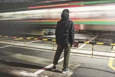 """Garbstore Teams up With Reebok for Special """"Commuter Pack"""" Motion Blur, Lifestyle Photography, Product Photography, Service Design, Reebok, Packing, Design Services, Menswear, Neon"""