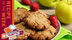 Certified SC Grown Apple Oatmeal Cookies | Palmetto Series