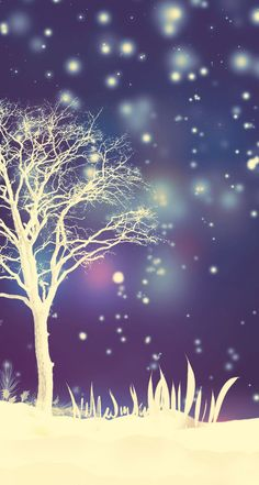 Winter Background for iPhone wallpaper - @mobile9
