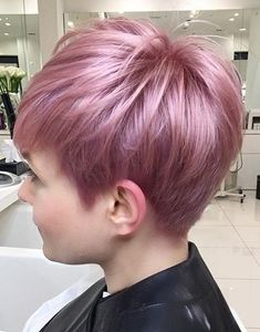 Edgy Short Haircuts, Cute Hairstyles For Short Hair, Pixie Hairstyles, Pixie Haircut, Pretty Hairstyles, Short Hair Cuts, Short Hair Styles, Sassy Haircuts, Pastel Hair