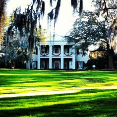 This #Natchez, Mississippi, #historic home is seriously stunning. A total trip back in time, it's an amazing escape and a hell of a romantic spot.