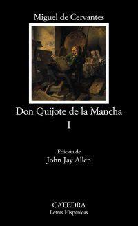 Don Quijote de la Mancha. Miguel de Cervantes. Para ver la disponibilidad de este título en Bibliotecas Públicas Municipales de Zaragoza consulta el catálogo en http://bibliotecas-municipales.zaragoza.es