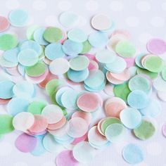 DecorationsColorful and bright, Sweet Lulu BrandTM Party Confetti will enliven any space. (($))