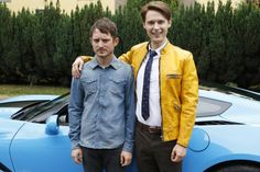 'Dirk Gently's Holistic Detective Agency' Renewed For Season 2 At BBC America