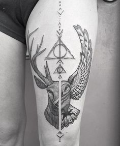 #inspirationtatto Tatuador: dinonemec