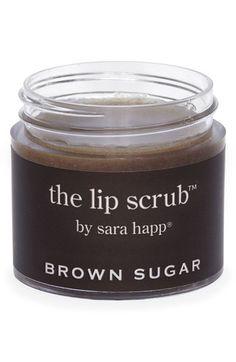 sara happ® 'The Lip Scrub™' Brown Sugar Lip Exfoliator | Nordstrom