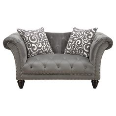 Grayson Tufted Loveseat  at Joss and Main