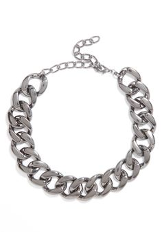 Oversized Chainlink Necklace