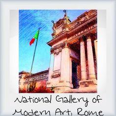 Paul Ewing, National Gallery of Modern Art in Rome, Italy on ArtStack #paul-ewing #art