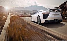Lexus #LFA