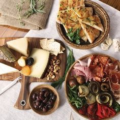 Learned to love Antipasto in Italy.  Want.