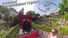 Gardaland 2019 Transgardaland Express 360° VR Onride Enjoy It, Vr