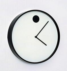 Nathan George Horwitt. Wall Clock. 1969-70