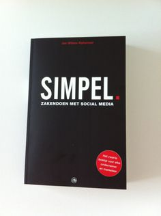 Marjolein Appeldorn @MvanAppeldorn    Wat leuk, ik word vermeld in het boek van @jwalphenaar Simpel. Zaken doen met social media. http://twitpic.com/9wadpe