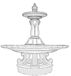 Water Fountain Design, Garden Water Fountains, Pencil Drawings Of Animals, Sculpture Painting, House Art, Damascus, Cupid, Art And Architecture, Art Projects