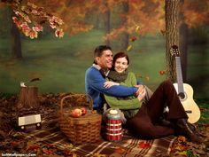 Romantic Couple Wallpaper