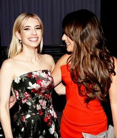 60f203057ac 24 Best Emma roberts and lea michele images