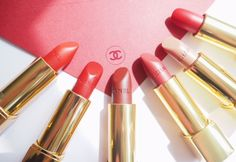 Chanel Le Rouge Collection No 1 Lips