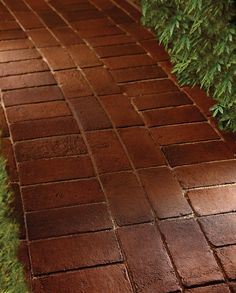 Choosing the right pattern to suit the shape of your walkway (and your skill level) can drastically reduce your work time. Read on to see which patterns are easy to arrange, how many cuts you'll make, and what will—or won't—work with a curve.