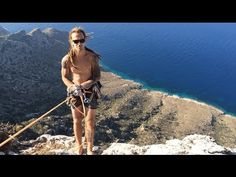 (98) Klätterlars Climbing - Kalymnos 2016 - YouTube