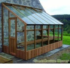 Swallow Dove Lean to Greenhouse with toughened glass. Swallow Dove wooden lean-to includes locking door, 10 Year Warranty and free installation. Lean To Greenhouse, Backyard Greenhouse, Greenhouse Growing, Greenhouse Plans, Greenhouse Attached To House, Greenhouse Wedding, Simple Greenhouse, Plant Watering System, Greenhouse Supplies