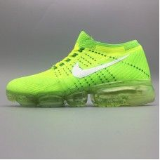 reputable site 53f98 87bbc DiscountNike Air VaporMax - Cheap Nike Air Max 2018 Running Shoes  Fluorescent Green Men Hot