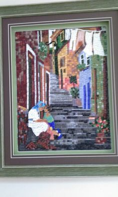 Merdivenli Sokak by Fatma Bingülpatır
