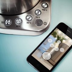 iKettle - water boiler that can be controlled by your mobile phone