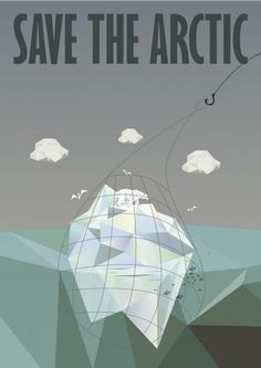 Poster Contest | Save the Arctic
