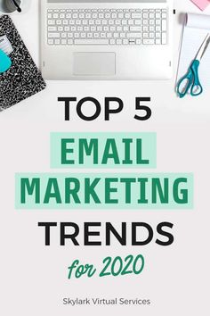Entrepreneur Inspiration Discover 7 Top Email Marketing Trends to Watch in 2020 Marketing Digital, Best Email Marketing, Whatsapp Marketing, Affiliate Marketing, Social Marketing, Email Marketing Design, Email Marketing Campaign, Email Marketing Strategy, Email Design
