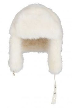 Supertrash   Harriet karvalakki, luonnonvalkoinen Winter Wonderland
