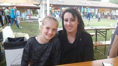 Con Vanessa Ferrari❤❤❤❤