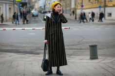 Russia street style - vouge