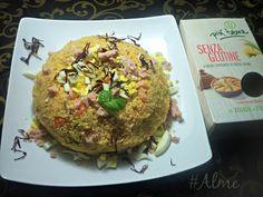 La cucina dello Stregone: Cous cous di riso e mais alle verdure
