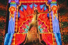 Photo: Driely S. for Racked Bergdorf Goodman skipped the season's Christmas trees and winter wonderland window-scapes in favor of something a bit...