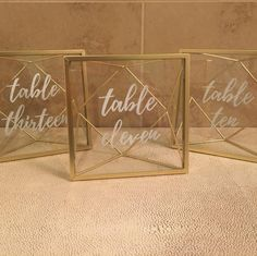 Table Numbers. Table Numbers on Tradesy Weddings (formerly Recycled Bride), the world's largest wedding marketplace. Price $195...Could You Get it For Less? Click Now to Find Out!