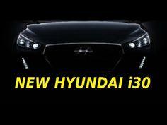 Mobil Baru Hyundai : New 2017 Hyundai i30 Interior and Eksterior aka New Elantra GT
