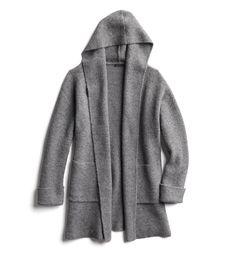 Winter Stylist picks: Hooded cardigan
