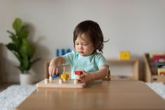 Providing the right learning materials at the right time is the foundation of the Montessori approach. Which toys and activities serve this purpose for 2-year olds? Montessori Materials, Montessori Activities, Activities For 2 Year Olds, Programming For Kids, Some Ideas, Earth Day, Upcycle, Foundation, Diy Projects