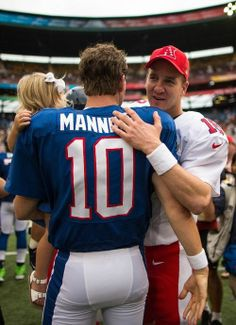 Manning Brothers Jan. 2013